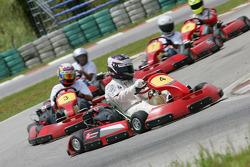 F1 Fun Kart Challenge: Christian Klien, BMW