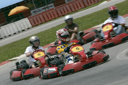 F1 Fun Kart Challenge: Javier Villa
