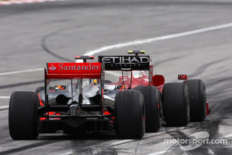 В Бахрейне систему решили использовать только McLaren и Ferrari