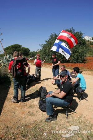Fans portugais