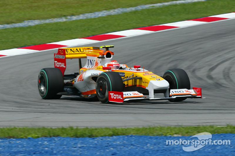 Nelson Piquet, Renault R29, 2009