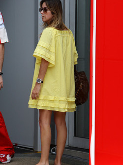 Rafaela Bassi, Girl Friend, eşi, Felipe Massa