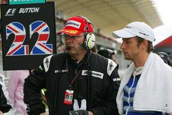 Ross Brawn, Brawn GP, Takım Patronu ve Jenson Button, Brawn GP