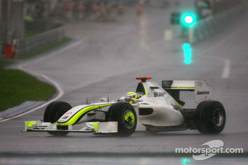 2009: Jenson Button (Brawn-Mercedes BGP 001)