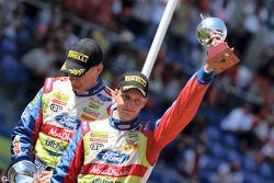 Deuxième place pour Mikko Hirvonen et Jarmo Lehtinen