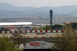 Imagen desde el Circuito de Cataluña