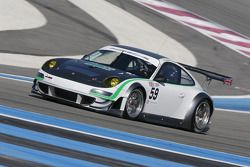 La Porsche 997 GT3 RSR N°59 (Tim Sugden, David Ashburn, Ian Khan)