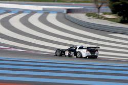 La Corvette Z06 N°3 (Bert Longin, Thomas Biagi, Wilfried Merafina)
