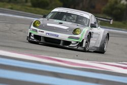 #59 Trackspeed Porsche 997 GT3 RSR: Tim Sugden, David Ashburn, Ian Khan
