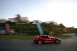 Speed demo in Portimao: Manuel de Luz Mayor of Portimao