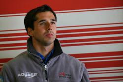 Neel Jani, driver of A1 Team Switzerland