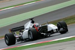 Andre Lotterer, driver of A1 Team Germany