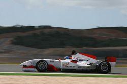 Clivio Piccione Driver of A1 Team Monaco