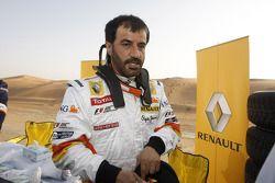 Вице-президент FIA по спорту Мохамед Бен Сулайем и Макс Мосли