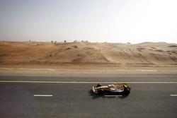 Mohamed Ben Sulayem, vice-président de la FIA et 14 fois champion du Moyen-Orient en Rallye, pilote