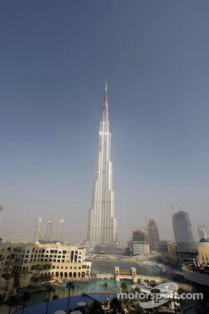 Burj Dubai, the highest construction in the World