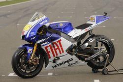 Мотоцикл Yamaha Валентино Росси, Fiat Yamaha Team