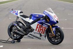 Мотоцикл Yamaha Хорхе Лоренсо, Fiat Yamaha Team