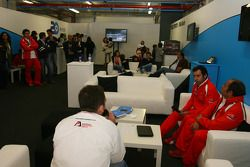 Luis Vicente, Seat Holder A1 Team Portugal