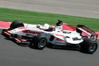 Zahir Ali, driver of A1 Team Indonesia