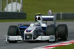 Nick Heidfeld, BMW Sauber