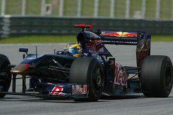 Sébastien Bourdais, Toro Rosso