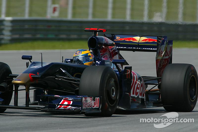 Sebastien Bourdais, Toro Rosso
