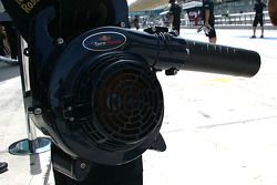 Toro Rosso cooling device