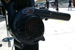 Toro Rosso soğutma cihazı