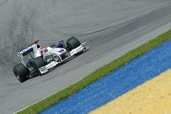 Robert Kubica, BMW Sauber