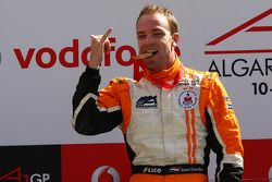 Race winner Robert Doornbos, driver of A1 Team Netherlands