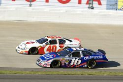Ricky Stenhouse Jr et Scott Wimmer