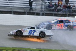 Crash de Joe Nemechek