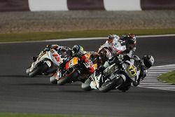 Рэнди де Пюнье, LCR Honda MotoGP, Дани Педроса, Repsol Honda Team и Колин Эдвардс, Monster Yamaha Tech 3