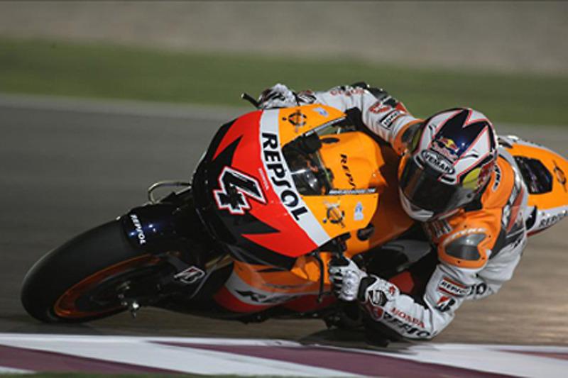 2009: Andrea Dovizioso - GP do Catar - 5º lugar