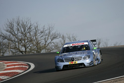 Jamie Green, JungeSterne AMG Mercedes C-Klasse