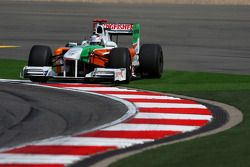 Adrian Sutil, Force India F1 Team off the track
