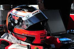Casque de Will Power, Team Penske