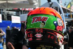 Casque d'Alex Tagliani, Conquest Racing