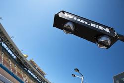 La caméra du Phoenix International Raceway