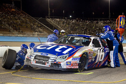 Pit stop for Greg Biffle