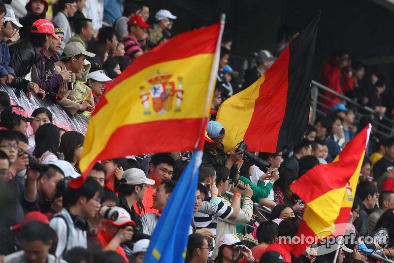 Torcedores de Fernando Alonso