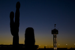 L'ambiance de Phoneix au lever du soleil