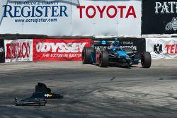 Danica Patrick, Andretti Green Racing en difficulté