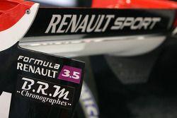 Renault car detail