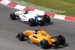 Daniil Move and Miguel Molina