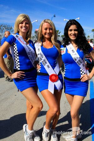 The lovely Miss Grand Prix of Long Beach