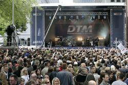 Reamonn performed at the DTM presentation