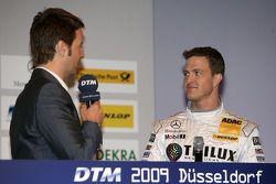 Claus Lufen and Ralf Schumacher