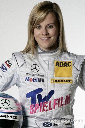 Susie Stoddart, TV Spielfilm AMG Mercedes
